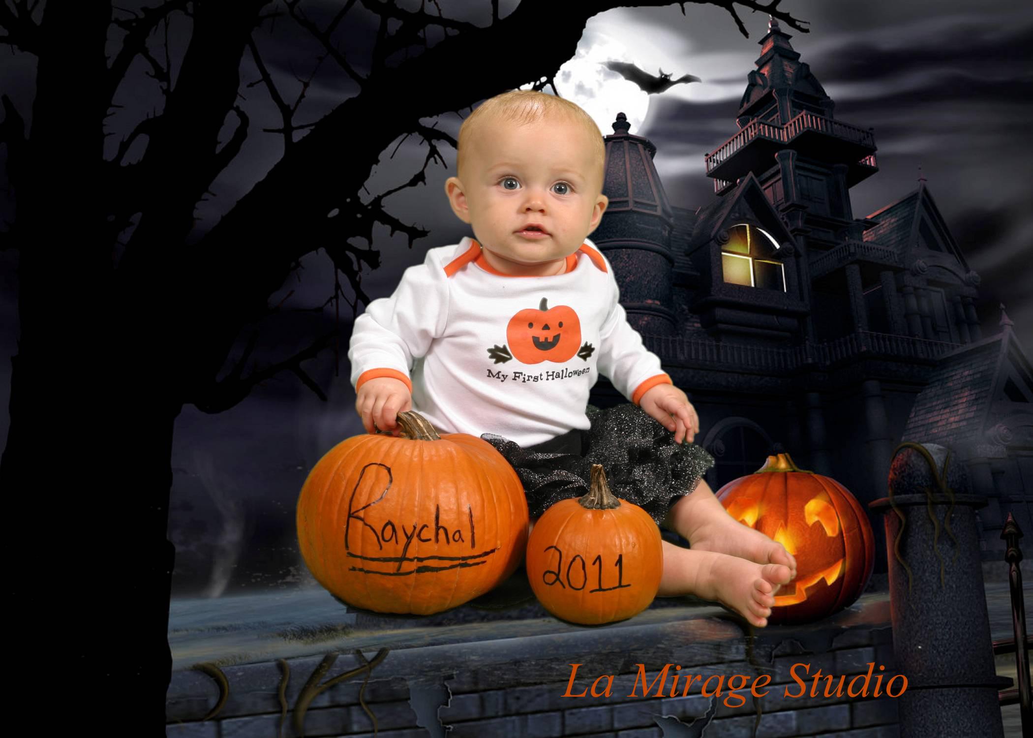 Raychal Halloween
